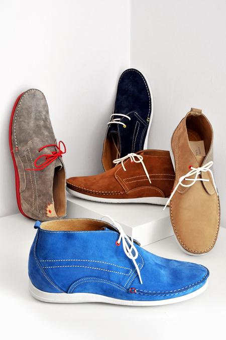 Καθημερινά αντρικά παπούτσια
