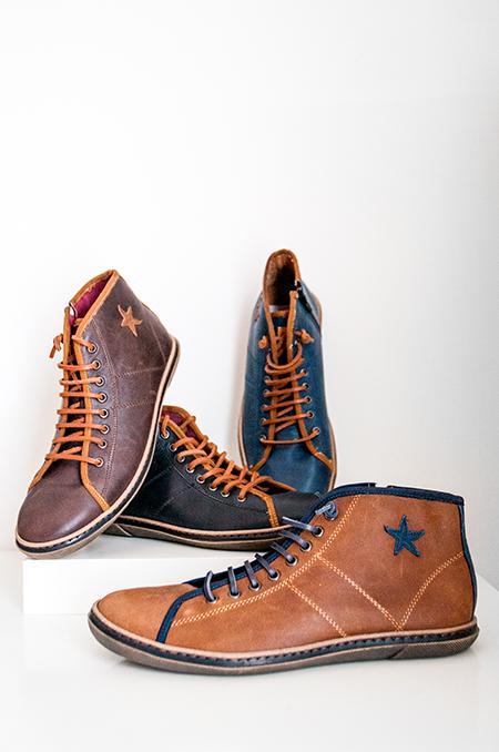 Casual Μποτάκι Nicestep Shoes
