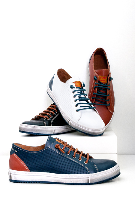 Leather NiceStep Shoes