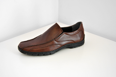καφέ καλό καθημερινό παπούτσι